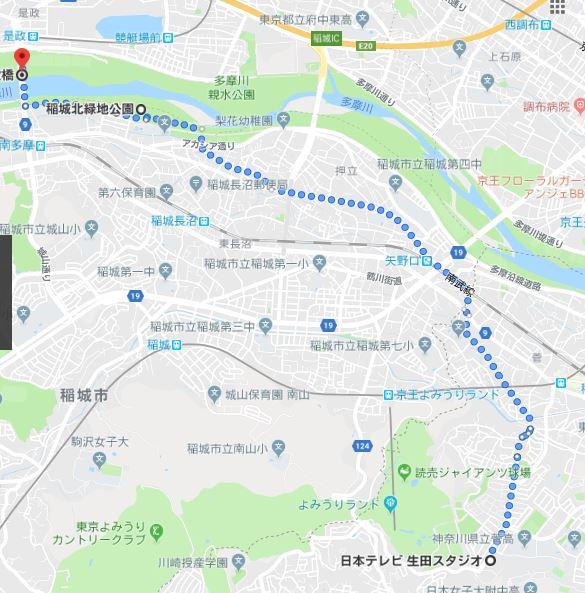 24 時間 テレビ 2019 マラソン コース